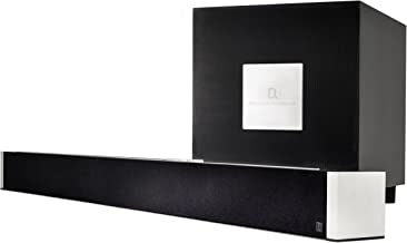 Definitive Technology W Studio Wireless Black Sound Bar & Subwoofer System (Discontinued by Manufacturer)