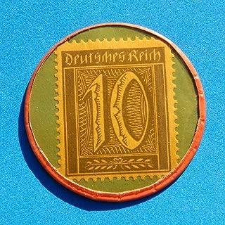 1921 Deutsches Reich German Empire 10 Pfennig Stamp