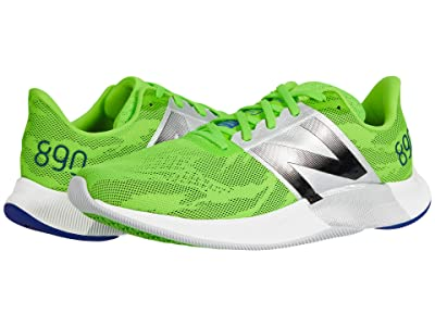 New Balance FuelCell 890v8 (Energy Lime/Silver) Men
