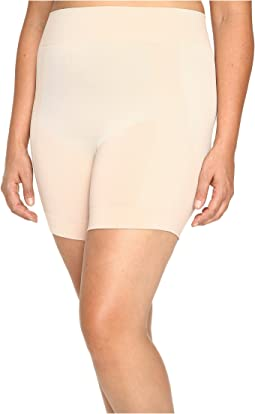 HUE - Plus Size Seamless Shaping Shorts