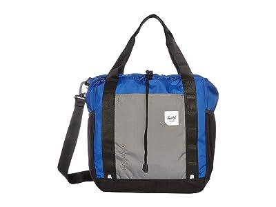 Herschel Supply Co. Barnes (Monaco Blue/Quiet Shade) Tote Handbags