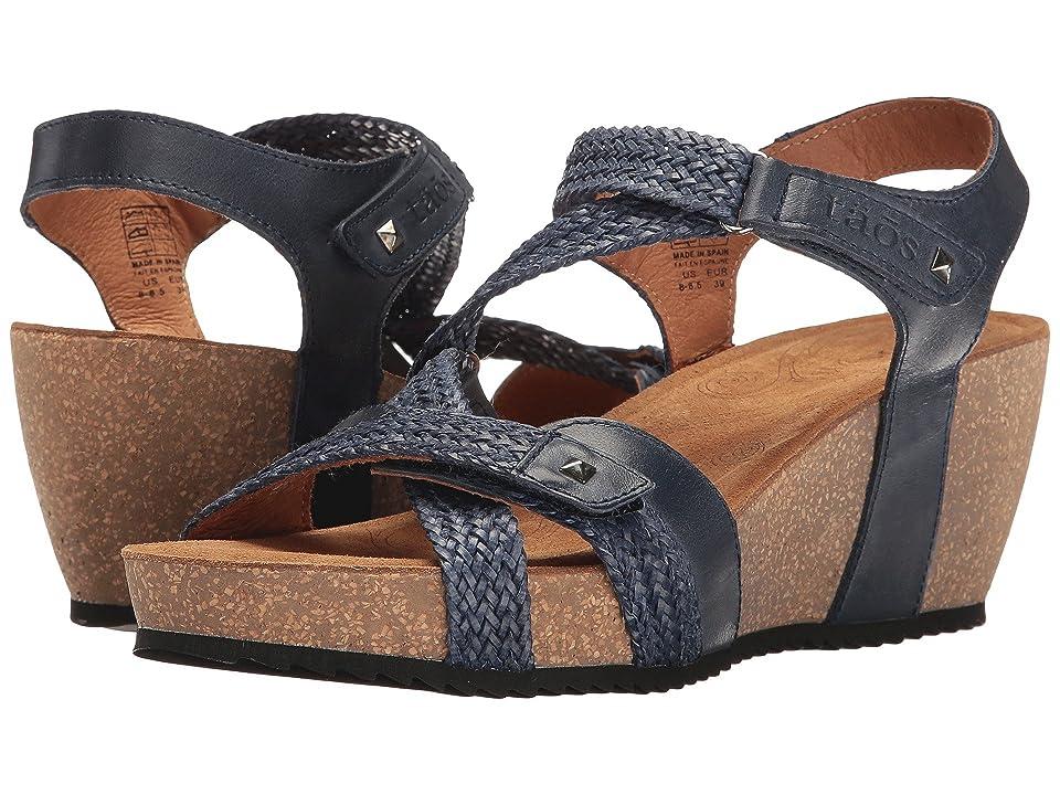 Taos Footwear Julia (Navy) Women