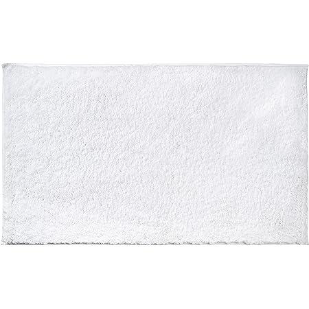 Amazon Com Gorilla Grip Original Thick Memory Foam Bath Rug 24x17 Cushioned Soft Floor Mats Absorbent Premium S Bathroom Mat Rugs Machine Washable Luxury Plush Comfortable Carpet For Bath Room Black Home Kitchen