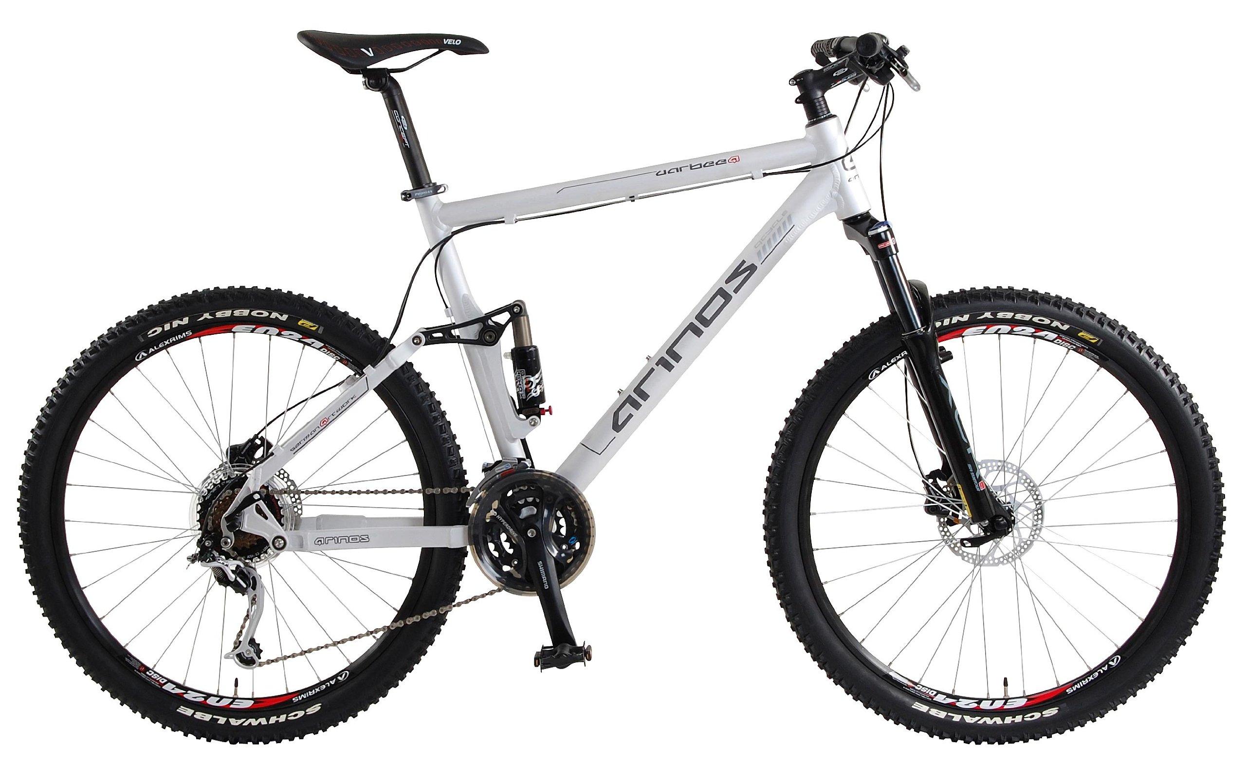 arinos 611140151 - Bicicleta Doble suspensión, Talla L (173-182 cm ...