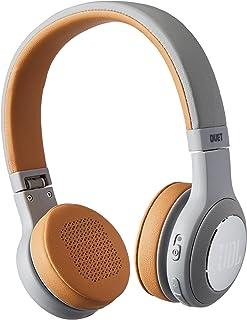JBL Duet Bluetooth Wireless On-Ear Headphones - Grey