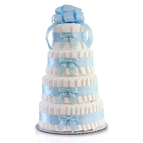 New Baby Boy Diaper Cake Amazoncom