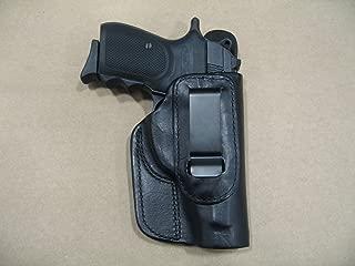 Azula IWB Molded Leather Inside Waist Concealed Carry Holster for Beretta 84/85 .380 Black RH