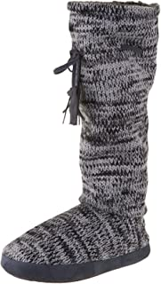 Women's Tall Fleece-Lined Slipper Boot