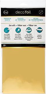 "Therm O Web Deco Foil, Gold, 6"" x 12"""