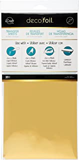 iCraft Deco Foil Transfer Sheets, 6