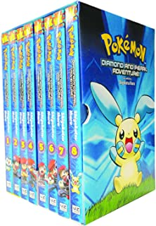 Pokemon Diamond and Pearl Adventure! Box Set