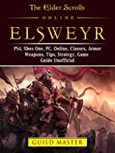 The Elder Scrolls Elsweyr Game, PS4, Xbox, PC, Online, Gameplay, Tips, Characters, Leveling, Strategy, Guide Unofficial