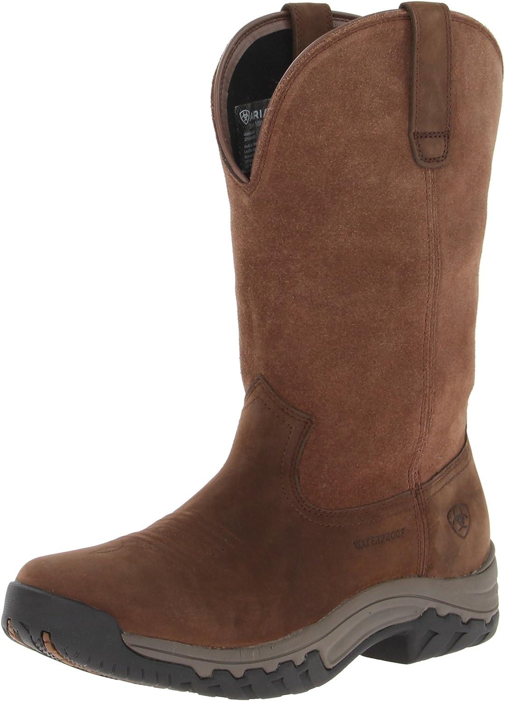 ARIAT Women's Women's Terrain Pull-on H2O Western Boot