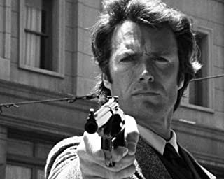 Clint Eastwood 8 x 10 GLOSSY Photo Picture IMAGE #7 * BLACK & WHITE *