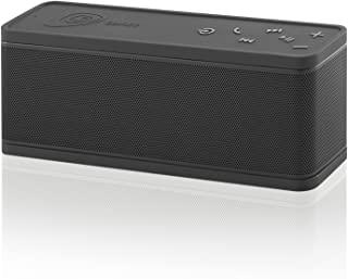 Edifier MP270 Portable Bluetooth Speaker with USB inputs Rechargeable Battery and on-Board Controls - Black