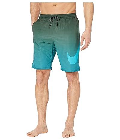 Nike 9 Atmosphere Swoosh Vital Volley Shorts (Galactic Jade) Men