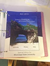 Fundamental Financial Accounting Concepts (Special Edition for Mississippi State University)