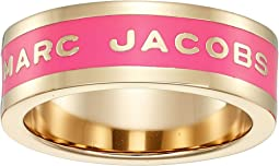 Marc Jacobs - Band Logo Disc Ring
