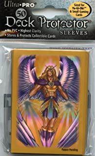 Ultra Pro Monte AngleManga Gold Deck Protectors - Yugioh Size