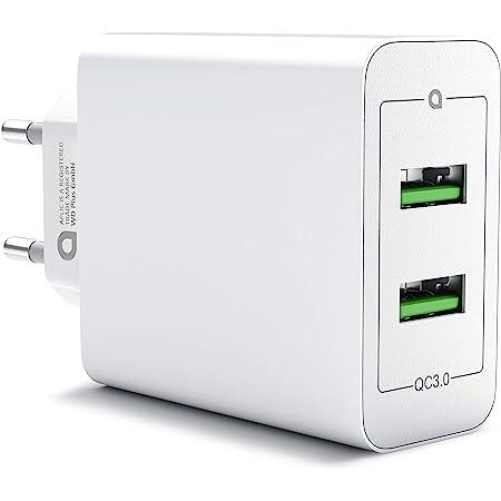 Csl 36w Ladegerät 2 Port Quick Charge 3 0 Usb Elektronik