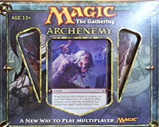 Magic: the Gathering Magic Archenemy Bring About The Undead Apocalypse
