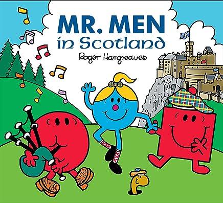 Mr. Men in Scotland (Mr. Men & Little Miss Celebration Series) (English Edition)