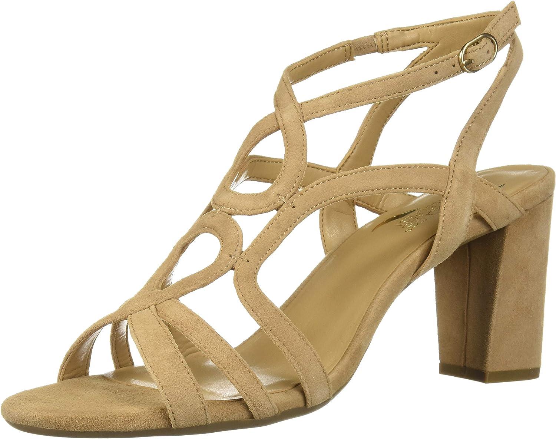 Aerosoles Women's Early Bird Heeled Sandal