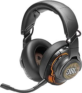 JBL Quantum One - Auriculares para Juegos con cancelación de Ruido Activa, Color Negro