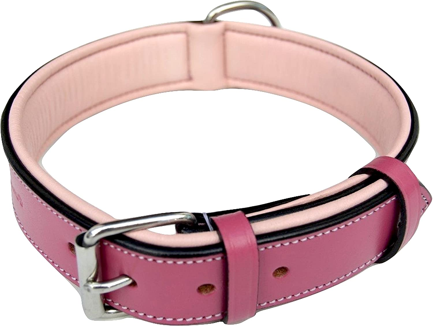 Soft Touch Collars - Luxury Super-cheap Real Padded Collar The Leather 2021new shipping free shipping Dog