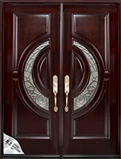Exterior Front Entry Doors on