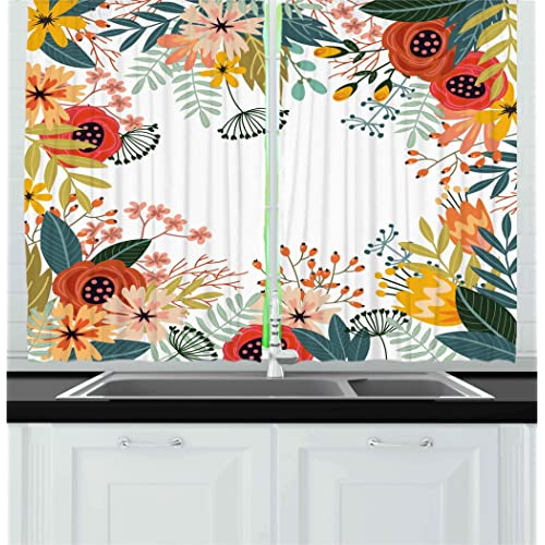colorful kitchen curtains – carmens-website.info