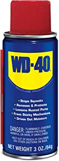 WD-40 Multi-Use Product, 3 OZ [12-Pack]