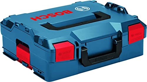 Bosch Professional L-BOXX 136 - Maletín para herramienta (volumen de carga 14,7 L, material de plástico ABS)