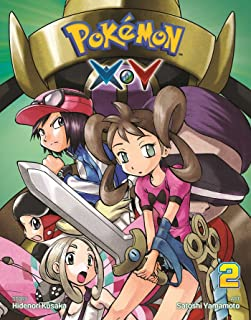 Pokémon X•Y, Vol. 2