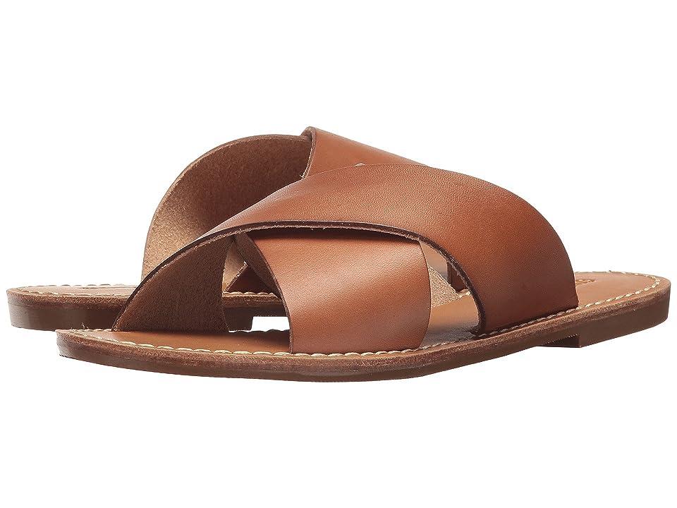 Soludos Crisscross Sandal (Vachetta) Women
