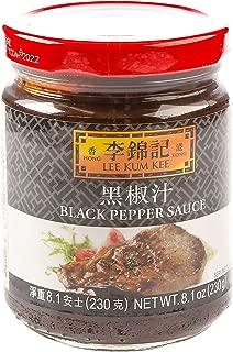 Black Pepper Sauce by Lee Kum Kee (8.1 ounce)