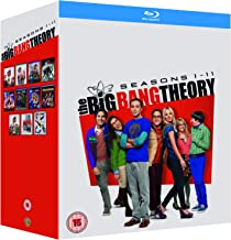 BIG BANG THEORY S1-11 2018