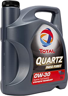 Total TOIN0305 Quartz Ineo First Huile Moteur 0W30 5 L