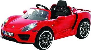 Best Rollplay 6 Volt Porsche 918 Ride On Toy, Battery-Powered Kid