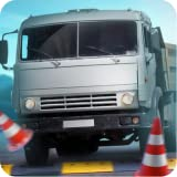 Driver KAMAZ Parking Free