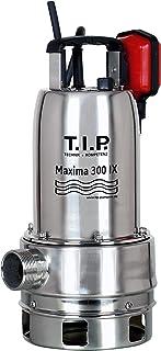 T.I.P. 30116 Bomba de inmersión para aguas residuales Maxim