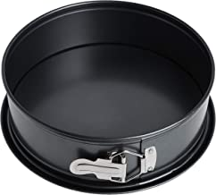 "Nordic Ware 55742AMZ Aluminium Non-Stick Leak-Proof Springform Pan, 9"" Charcoal"