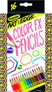 Crayola Art with Edge Fx Colored Pencils (16Count)