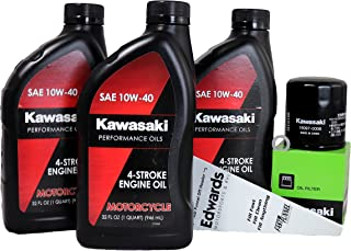 Best kawasaki ninja 300 engine oil Reviews