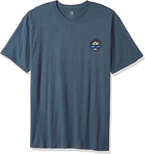 Quikargent Homme AQMZT03308 T-Shirt