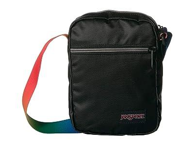 JanSport Weekender FX (Rainbow Webbing) Bags