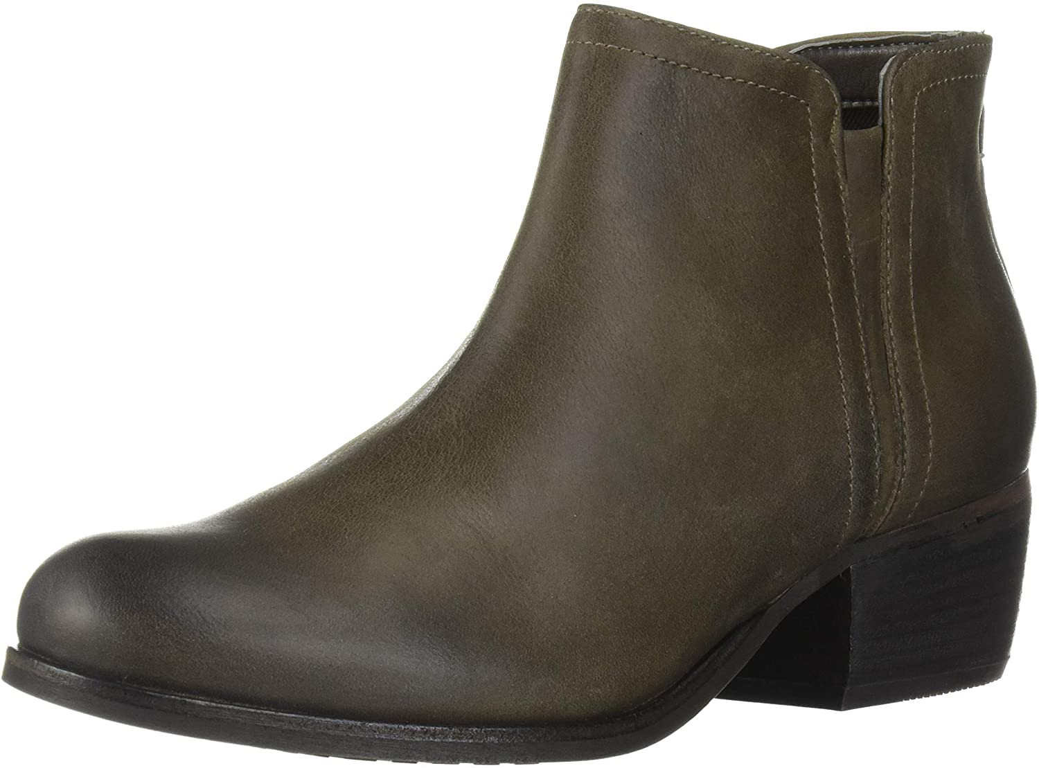 Clarks Now free OFFer shipping Women's Maypearl Ankle Bootie Ramie