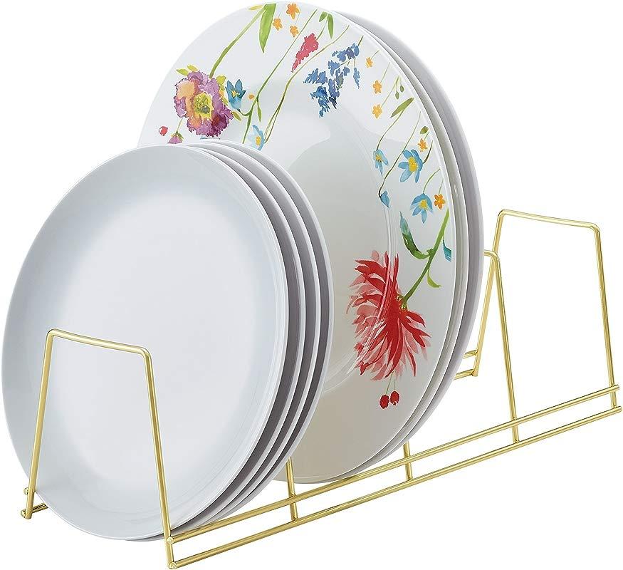Better Houseware 4 Section Rack Brass Plated