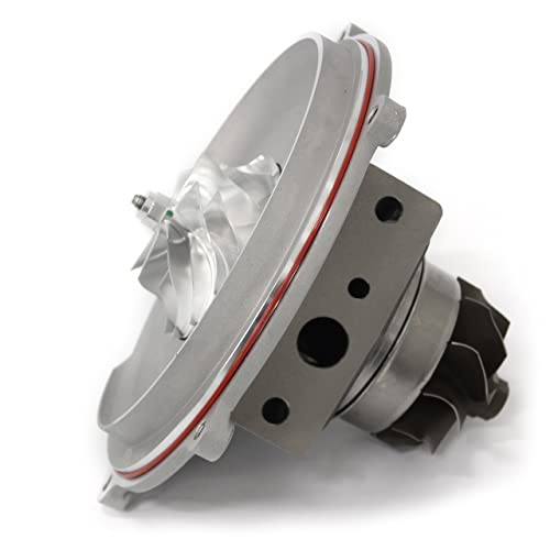 SUPERCELL 99.5-03 Ford Powerstroke 7.3 GTP38 Turbo Upgrade Billet Compressor Wheel Replacement CHRA Cartride