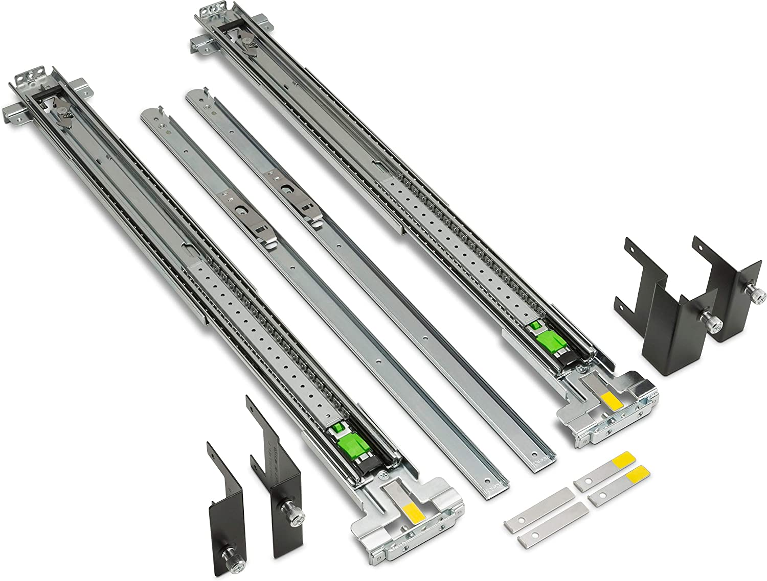 Max 73% OFF HP Sale price 2FZ77AA Mounting Rail Kit for Workstation
